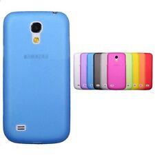 Custodia Ultra SLIM matte Per Samsung Galaxy I9190 S4 mini 0,3 MM COVER Satinata