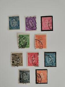1932 Yugoslavia stamps (King Alexander).Used,NH,NG.