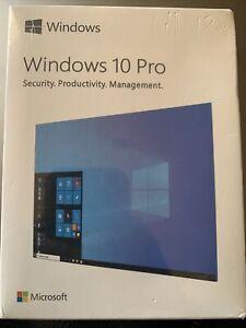 Microsoft Windows 10 Pro English USB Flash Drive (FQC-10069)