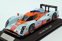 Ixo 1/43 Scale A05MC2-43 - Lola Aston Martin LMP1 Gulf - #007 Le Mans 2010