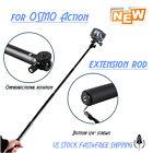 NEW Extension Rod Lengthening Bar Selfie Stick for DJI OSMO Action US