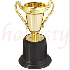 Plastic Tulip Shape Trophy Cup Prize Award Competition Sports Winner Table Decor