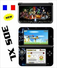 SKIN STICKER AUTOCOLLANT DECO POUR NINTENDO 3DS XL - 3DSXL REF 48 STAR WARS