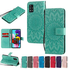 Magnetic Flip Leather Case Stand Card Slot Cover For Samsung Galaxy Model Lots