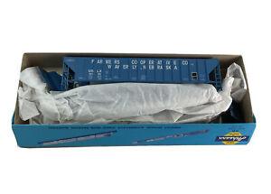 HO Vintage Athearn Closed Hopper Tamora Staplehurst Nebraska Co-Op 26189 Kit box