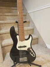 American Fender Jazz Bass Deluxe V 1998-1999