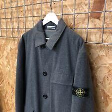 Vintage Stone Island 90s wool donkey jacket/coat XL (L 2XL XXL) Marina Ice Osti