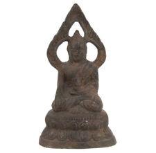 Thailand 20. Jh. - A Thai Bronze Figure of Buddha - Statuette Bouddha Thailandia
