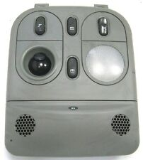 RENAULT MEGANE 1996-1999  FRONT ROOF LIGHT SWITCH CONTROL 8200044306