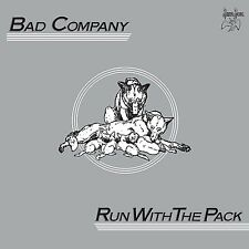 BAD COMPANY - RUN WITH THE PACK - NEW NEW DELUXE EDITION CD