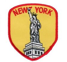 New York City Patch - Statue of Liberty (Iron on)