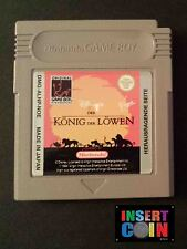 JUEGO NINTENDO GAME BOY THE LION KING  // ADVANCE / COLOR