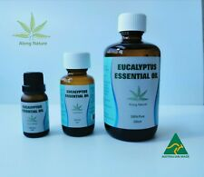 15ml, 50ml, 200ml 100% Pure Eucalyptus Essential Oil  Australian / Free Shipping