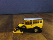 """Matchbox Models of Yesteryear Y-16 1923 Scania-Vabis Post Bus """"Special Edition"""""""