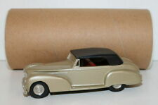 Sun Motor Co 1/43 Scale White Metal - 105a - Humber Super Snipe Drophead Coupe