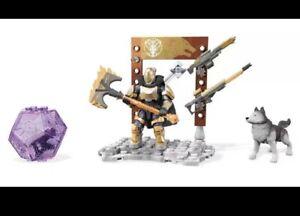 Mega Bloks Construx A rare destiny suit