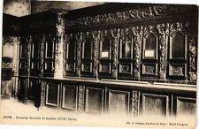 CPA Riom .- Boiseries sacristie  (197823)