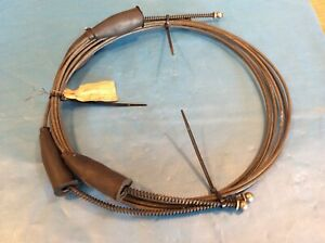 Pair of New NOS 1939 1940 1941 Ford Parking Emergency Brake Cables 91A-2275