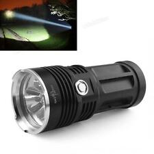 SKYRAY 60W 3 x CREE XM-L T6 LEDs 3 Modes 6000LM Outdoor Flashlight LED Torch