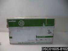 """1 Case (10 Reams): Boise 0X9004 8-1/2"""" X 14"""" 20 Lb. White Paper, 5000 Sheets"""