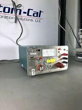Power Designs Model 6010 Universal Dc Source 0 60v 0 15a Partsrepair