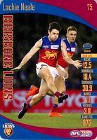 ✺Mint✺ 2020 BRISBANE LIONS AFL Card LACHIE NEALE Teamcoach