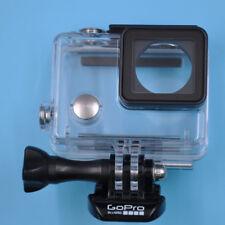 Genuine Waterproof Protective Housing Case GoPro HERO4 Silver Black
