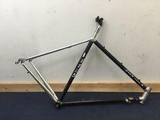 Vintage Vitus Carbone 3 road bike frame ~ Display Only! Damaged! 54cm