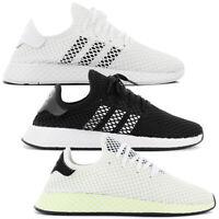 adidas Originals DEERUPT RUNNER Herren Sneaker Fashion Schuhe Turnschuhe NEU #01