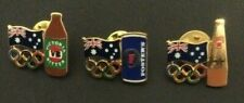 2000 SYDNEY OLYMPICS VB - FOSTERS - CROWN LARGER BEER PINS