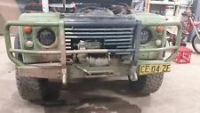 Landrover Perentie & Series I II II LED 105W Legal Lights with DRL and Turn PAIR