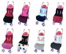 Universal Buggy Pushchair Stay Put Muff Cosy Toes Snug Blanket Footmuff Stroller