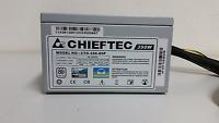 Chieftec CTG-350-80P 350W Netzteil PC Power Supply Unit PSU 80+ 80 Plus