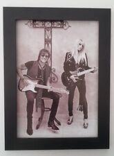 RICHIE SAMBORA*BonJovi*ORIANTHI*guitars*FRAMED*A4*Magazine Photo*FAST WORLD SHIP
