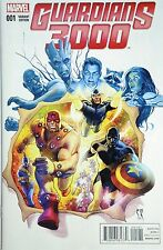 GUARDIANS 3000 1 RARE EXCLUSIVE NYCC 2014 NM VARIANT ORIGINAL OF THE GALAXY
