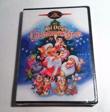 An All Dogs Christmas Carol (DVD, 1998, Subtitled French; Family Entertainment)