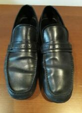 Louis Vuitton Loafers 100% Leather Upper Shoes for Men