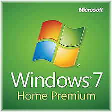 Windows 7 Home Premium 32/64bit Product Key