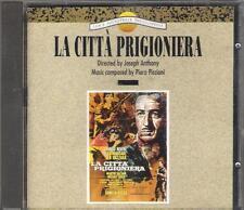 "PIERO PICCIONI - RARO CD 1991 "" LA CITTA' PRIGIONIERA """