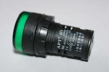 Industrial LED Light Φ22 Green Colour 380v Ce