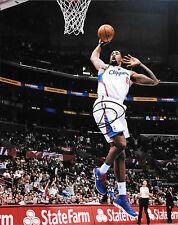 GFA Los Angeles Clippers DeANDRE JORDAN Signed 8x10 Photo D3 PROOF COA