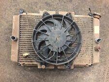 07 yamaha rhino 450 660 Radiator And Cooling Fan