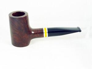 Brand new briar pipe IL MONACO poker 9mm filter pfeife made in italy