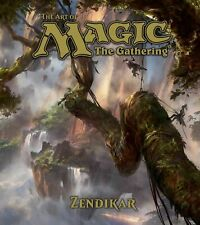 MTG: The Art of Magic the Gathering - Zendikar Book 2016 (SEALED)