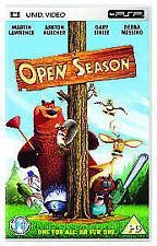 Open Season (UMD, 2007) MARTIN LAWRENCE ASHTON KUTCHER VGC PSP