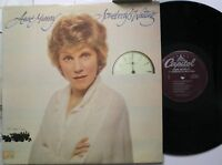 Country Lp Anne Murray Somebody'S Waiting On Capitol
