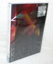 KAT-TUN COUNTDOWN LIVE 2013 Taiwan Ltd 2-DVD+40P booklet (Special Package)