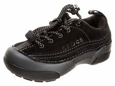 New! Crocs Toddlers ~Dawson~ Sneaker-Style 11464-Size 4-Black  77D