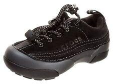 New! Crocs Toddlers ~Dawson~ Sneaker-Style 11464-Size 6-Black  77B