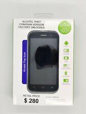"NEW Alcatel 7040T 5"" big screen One Touch Fierce 2 pop icon Smartphone Unlocked"